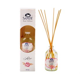 Sandy Reed Diffuser Rose 100 Ml